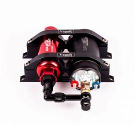 vapor - racing Aluminium Billet Fuel Filter Pump Kit 2c