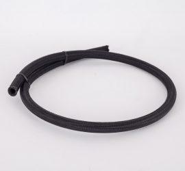vapor - racing Black Nylon Lightweight Braided Hose
