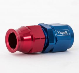 vapor - racing Straight Tube Female AN Adapter