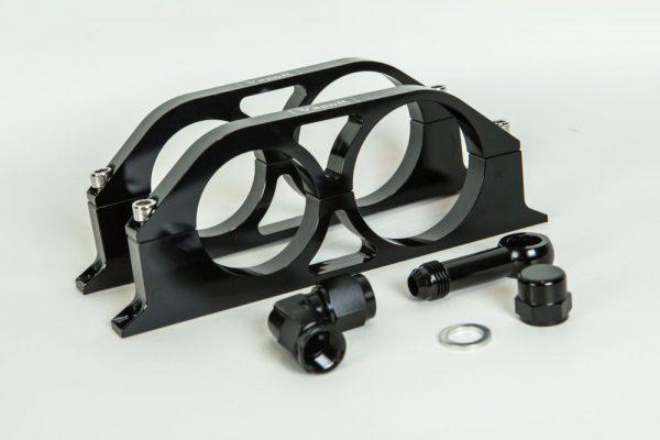 vapor - racing Aluminium Billet Fuel Filter Pump Kit