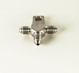 vapor - racing AN Stainless Steel Tee Piece fitting 3