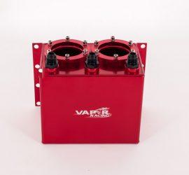 vapor - racing Aluminium Fuel Surge Tank 3