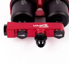 vapor-racing Aluminium Billet Fuel Pump Rear Block Kit